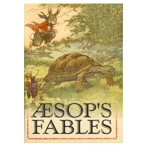 Aesop - Aesop's Fables - Preis vom 11.04.2021 04:47:53 h
