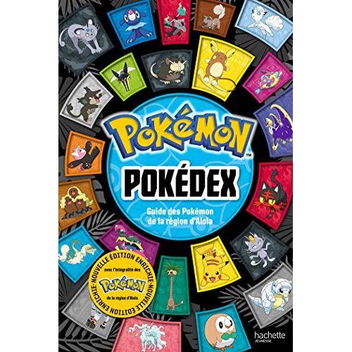- Pokédex : Guide des Pokémon de la région d'Alola - Preis vom 25.02.2021 06:08:03 h