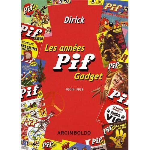- Les années Pif Gadget : 1969-1993 - Preis vom 14.04.2021 04:53:30 h