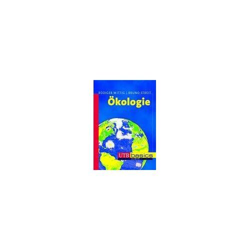 Rüdiger Wittig - Ökologie. UTB basics - Preis vom 18.04.2021 04:52:10 h