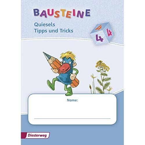 - BAUSTEINE Sprachbuch: Quiesels Tipps 4 - Preis vom 18.10.2020 04:52:00 h