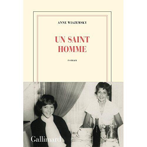 Anne Wiazemsky - Un saint homme - Preis vom 27.02.2021 06:04:24 h