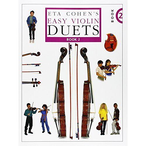 - Cohen's Eta Easy Violin Duets Book 2: Noten für Violine - Preis vom 25.01.2021 05:57:21 h