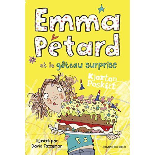 - Emma Pétard, Tome 2 : Emma Pétard et le gâteau surprise - Preis vom 12.04.2021 04:50:28 h