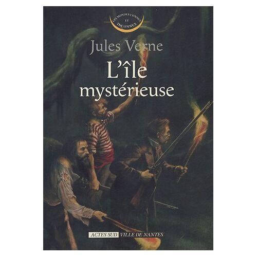 Jules Verne - L'Ile Mysterieuse - Preis vom 10.05.2021 04:48:42 h