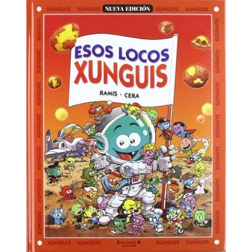 Cera - Esos locos xunguis (Colección Los Xunguis) - Preis vom 26.07.2020 04:57:35 h