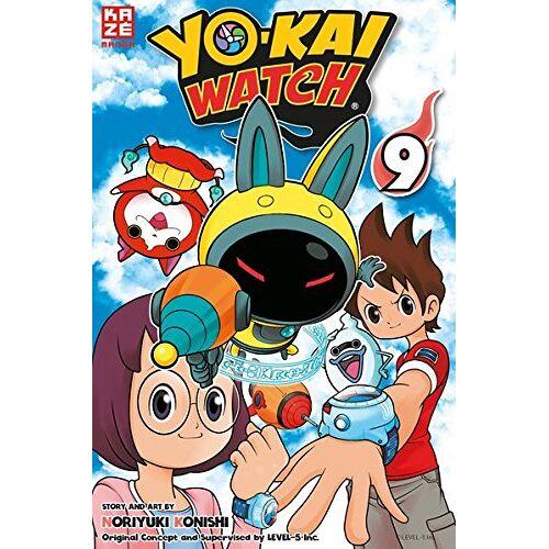 Noriyuki Konishi - Yo-kai Watch 09 - Preis vom 24.02.2021 06:00:20 h