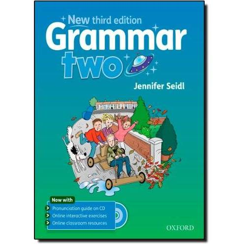 Jennifer Seidl - Grammar 2 Pupils' Book New Ed (Grammar One/Two) - Preis vom 18.04.2021 04:52:10 h