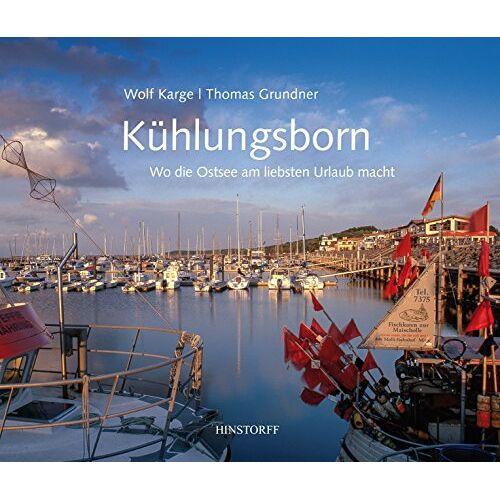 Wolf Karge - Kühlungsborn: Wo die Ostsee am liebsten Urlaub macht - Preis vom 18.04.2021 04:52:10 h