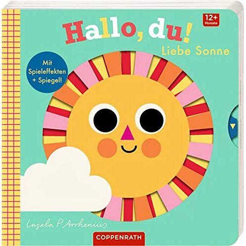 - Hallo, du! Liebe Sonne: Mit Spieleffekten und Spiegel! - Preis vom 21.10.2020 04:49:09 h