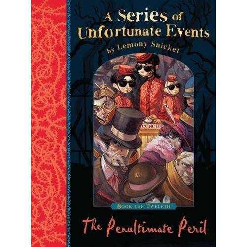 Lemony Snicket - A Series of Unfortunate Events 12. The Penultimate Peril - Preis vom 18.10.2020 04:52:00 h