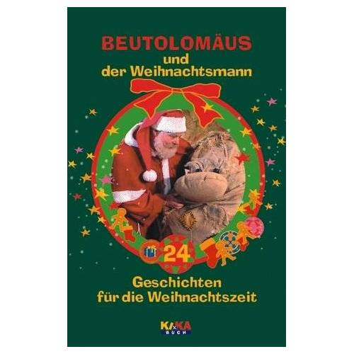 Carola Nowak - Beutolomäus und der Weihnachtsmann - Preis vom 20.10.2020 04:55:35 h