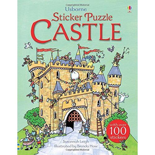 Susannah Leigh - Puzzle Castle (Sticker Puzzles) - Preis vom 28.02.2021 06:03:40 h
