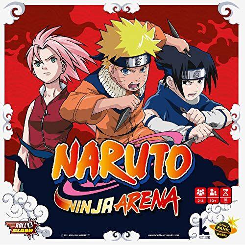 - Naruto Ninja Arena (Jeux) - Preis vom 13.05.2021 04:51:36 h