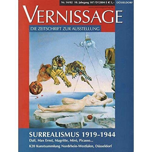 Isabelle Malz - Vernissage Die Zeitschrift zur Ausstellung Br 14/2002 - Preis vom 12.04.2021 04:50:28 h