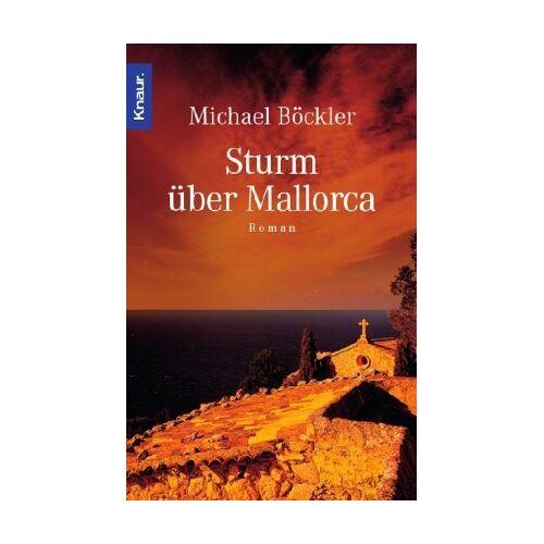 Michael Böckler - Sturm über Mallorca: Roman - Preis vom 05.09.2020 04:49:05 h