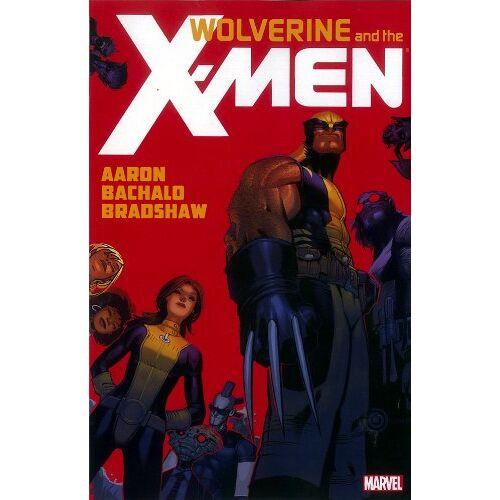 Jason Aaron - Wolverine & the X-Men by Jason Aaron - Volume 1 (Wolverine and the X-Men) - Preis vom 14.05.2021 04:51:20 h
