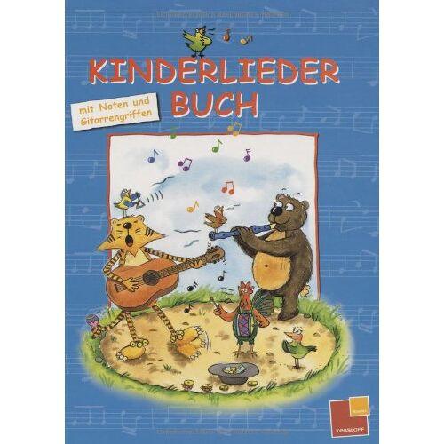 Ursula Keicher - Kinderliederbuch: Mit Noten und Gitarrengriffen - Preis vom 11.05.2021 04:49:30 h