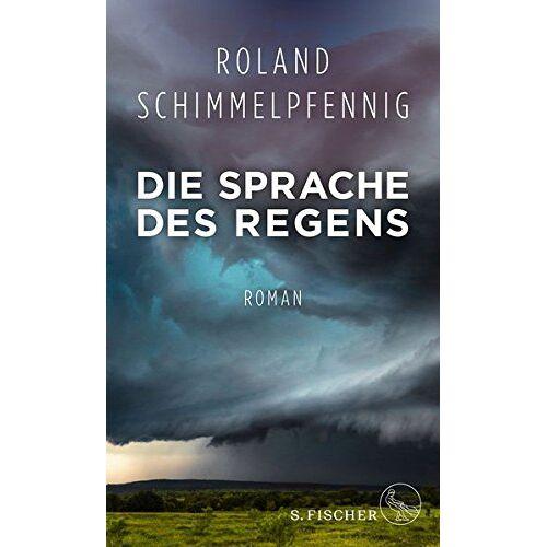 Roland Schimmelpfennig - Die Sprache des Regens: Roman - Preis vom 28.02.2021 06:03:40 h