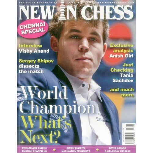 Ten Geuzendam, Dirk Jan - New in Chess Issue 8 2013 - Preis vom 09.04.2021 04:50:04 h