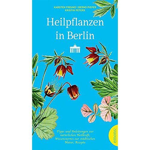Kristin Peters - Heilpflanzen in Berlin - Preis vom 27.02.2021 06:04:24 h