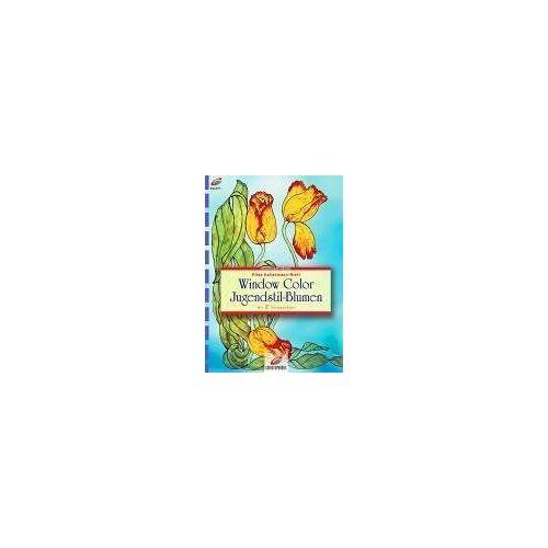 Hilda Kellermann-Rietl - Window Color Jugendstil-Blumen - Preis vom 06.05.2021 04:54:26 h