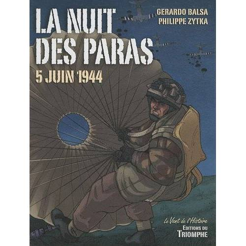 Phillippe Zytka - La Nuit des Paras - Preis vom 14.01.2021 05:56:14 h