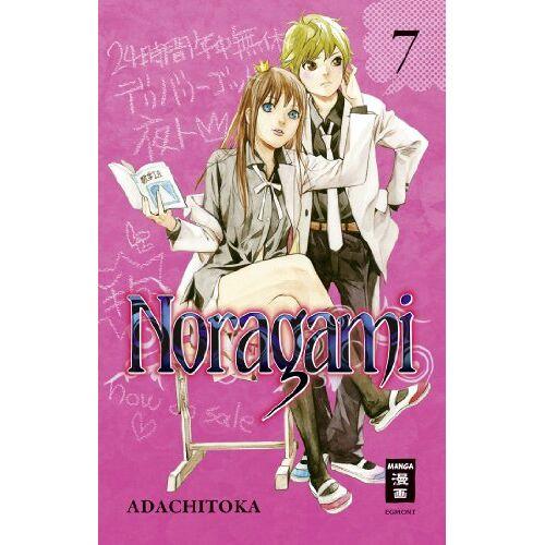 Adachitoka - Noragami 07 - Preis vom 03.05.2021 04:57:00 h