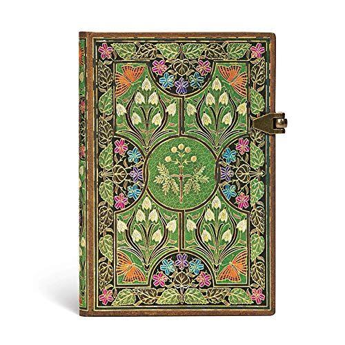 - Paperblanks - Blühende Poesie - Notizbuch Mini Liniert - Preis vom 19.10.2020 04:51:53 h