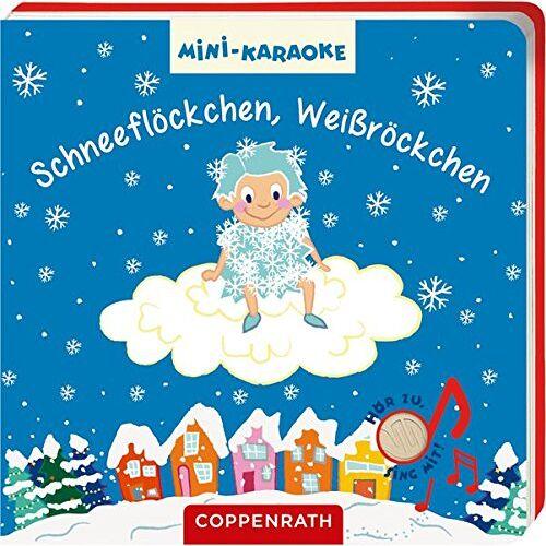 - Mini-Karaoke: Schneeflöckchen, Weißröckchen - Preis vom 07.03.2021 06:00:26 h