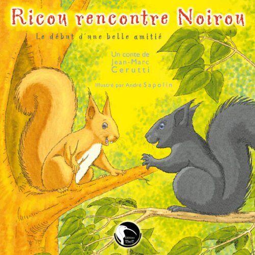 Jean-Marc Cerutti - Ricou rencontre Noirou - Preis vom 27.02.2021 06:04:24 h