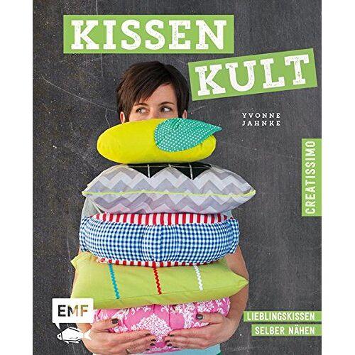 Yvonne Jahnke - Kissenkult: Lieblingskissen nähen - Preis vom 20.10.2020 04:55:35 h