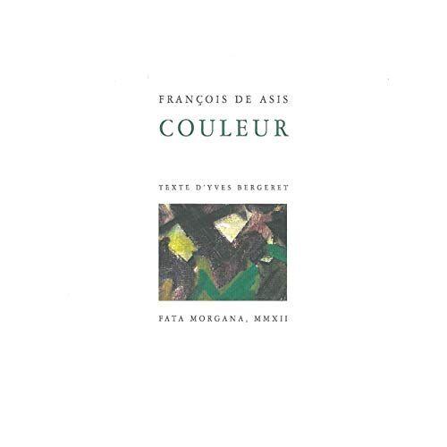 Yves Bergeret - Couleur - Preis vom 25.02.2021 06:08:03 h