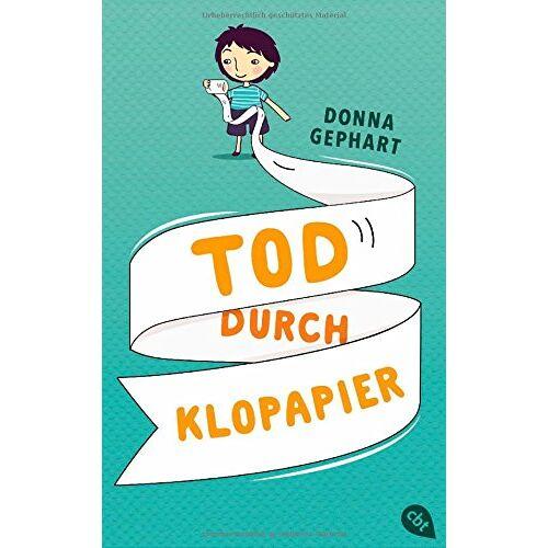 Donna Gephart - Tod durch Klopapier - Preis vom 18.10.2019 05:04:48 h