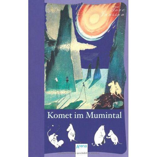 Tove Jansson - Die Mumins. Komet im Mumintal - Preis vom 26.02.2021 06:01:53 h