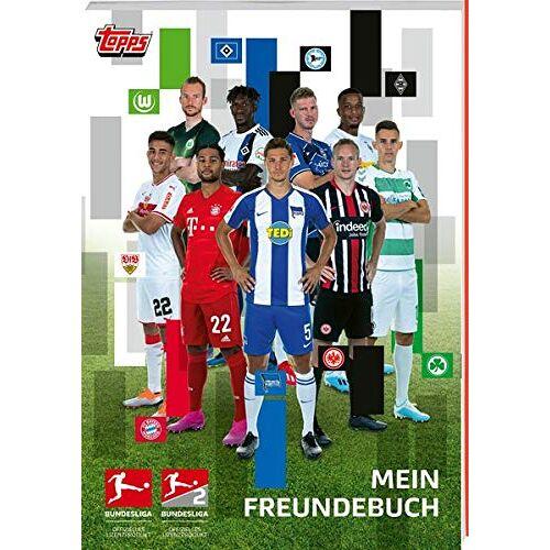 - Das offizielle Fußball Bundesliga Freundebuch von topps: Mit Club Logo Stickers und Bundesliga Rätsel. Platz für 25 Freunde plus Geburtstagsübersicht - Preis vom 11.05.2021 04:49:30 h