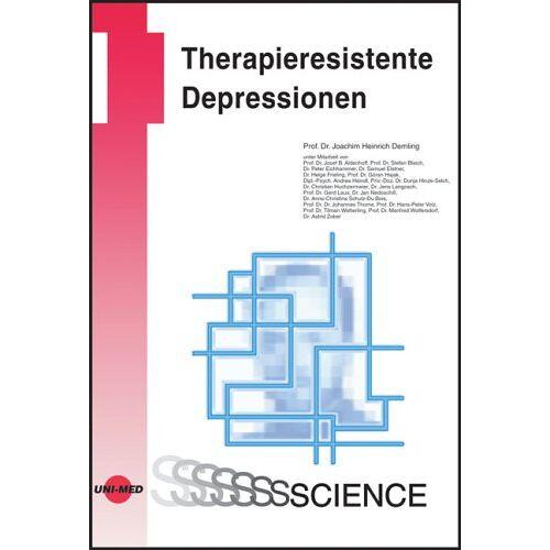 Demling, Joachim Heinrich - Therapieresistente Depressionen - Preis vom 15.05.2021 04:43:31 h