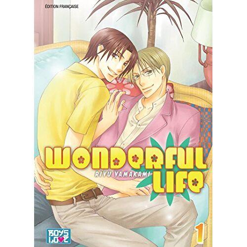 Riyu Yamakami - Wonderful Life Vol.1 - Preis vom 13.01.2021 05:57:33 h