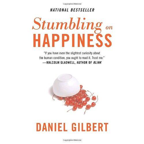 Daniel Gilbert - Stumbling on Happiness (Vintage) - Preis vom 29.10.2019 06:04:20 h