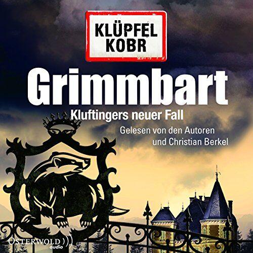 Volker Klüpfel - Grimmbart: Kluftingers neuer Fall: 12 CDs (Ein Kluftinger-Krimi, Band 8) - Preis vom 24.02.2021 06:00:20 h