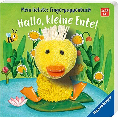 Bernd Penners - Mein liebstes Fingerpuppenbuch: Hallo, kleine Ente! - Preis vom 27.02.2021 06:04:24 h