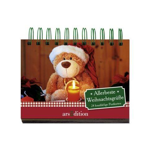 Jan Kuhl - Allerbeste Weihnachtsgrüße: 24 knuddelige Postkarten - Preis vom 16.05.2021 04:43:40 h