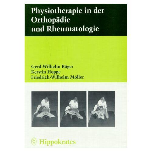 Gerd-Wilhelm Böger - Physiotherapie in der Orthopädie und Rheumatologie - Preis vom 11.05.2021 04:49:30 h