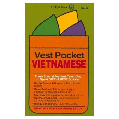 Vu'O'Ng, Gia Thuy, Ph.D. - Vest Pocket Vietnamese - Preis vom 25.02.2021 06:08:03 h