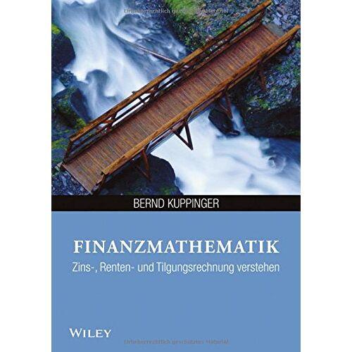 Bernd Kuppinger - Finanzmathematik - Preis vom 20.10.2020 04:55:35 h