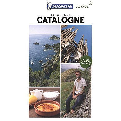 Michelin - LE CARNET DE. CATALOGNE - Preis vom 28.02.2021 06:03:40 h