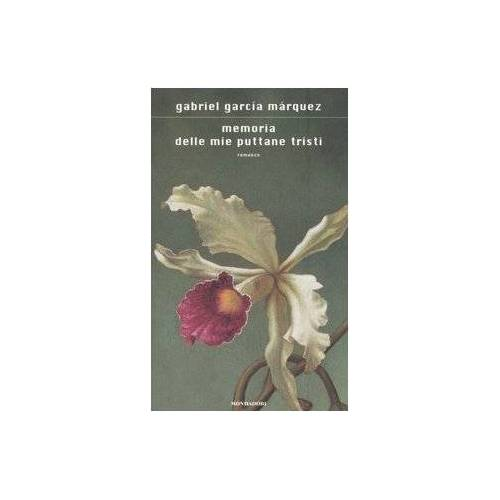 Gabriel García Márquez - Memoria delle mie puttane tristi - Preis vom 14.04.2021 04:53:30 h