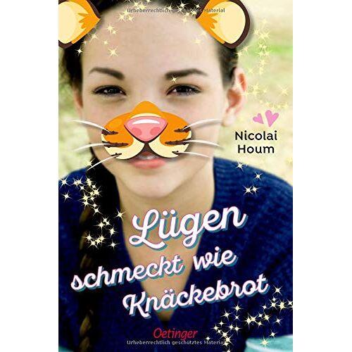 Nicolai Houm - Lügen schmeckt wie Knäckebrot - Preis vom 30.10.2020 05:57:41 h