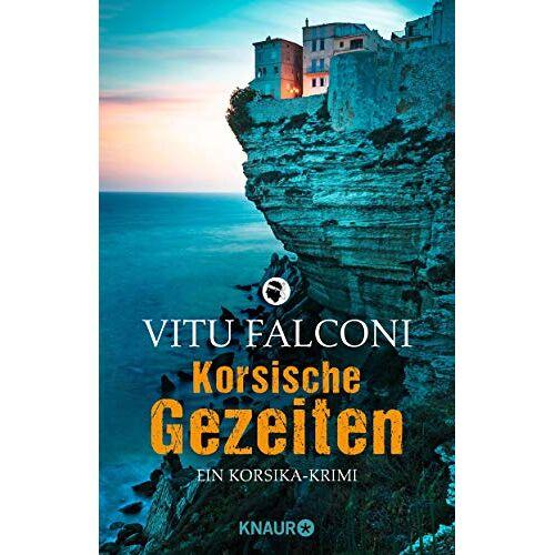 Vitu Falconi - Korsische Gezeiten: Ein Korsika-Krimi (Ein Fall für Eric Marchand, Band 2) - Preis vom 17.04.2021 04:51:59 h