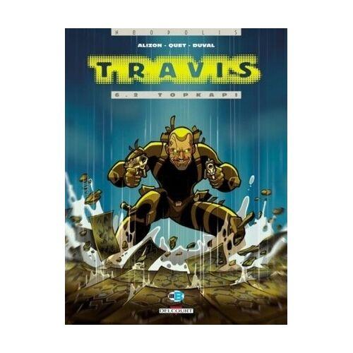 Fred Duval - Travis, Bd. 6.2: Topkapi - Preis vom 21.04.2021 04:48:01 h